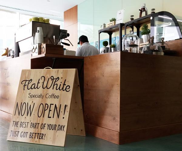 ماذا تعرف عن قهوة ال فلات وايت وما الذي يجعلها مميزة